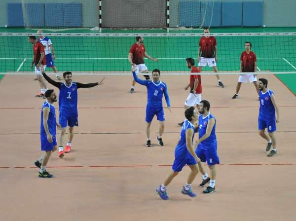 Türkiye Öğretmenler Kupası, Karadeniz 2. Bölge Futsal ve Voleybol Müsabakaları b