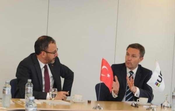 Türkiye'nin ilk veledromu Konya'da yapılacak