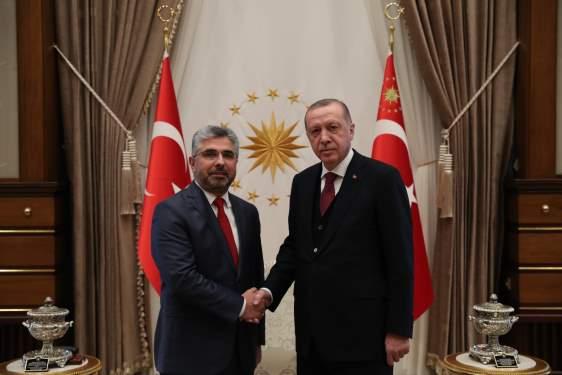 Samsun Haberleri: Başkan Aksu Ankara'ya Gidiyor!