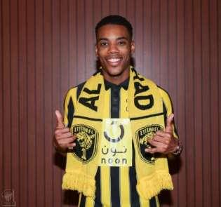 Rodrigues, Galatasaray'dan Al Ittihad'a transfer oldu