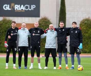 Beşiktaş'ın akşam antrenmanı iptal edildi
