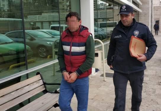 Samsun Haberleri: Boşandığı karısının Tehdit Etti! Gözaltına Alındı