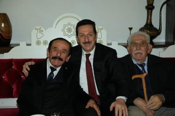 Samsun Haberleri: Başkan Tok Yaşlılarla Buluştu