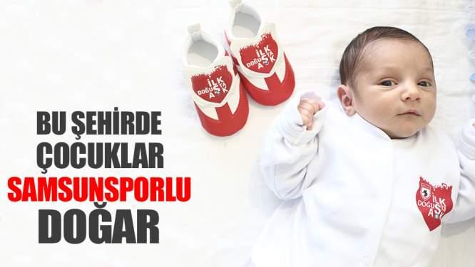 Samsun Haberleri: Atakum'da Binlerce Bebeğe Hediye!