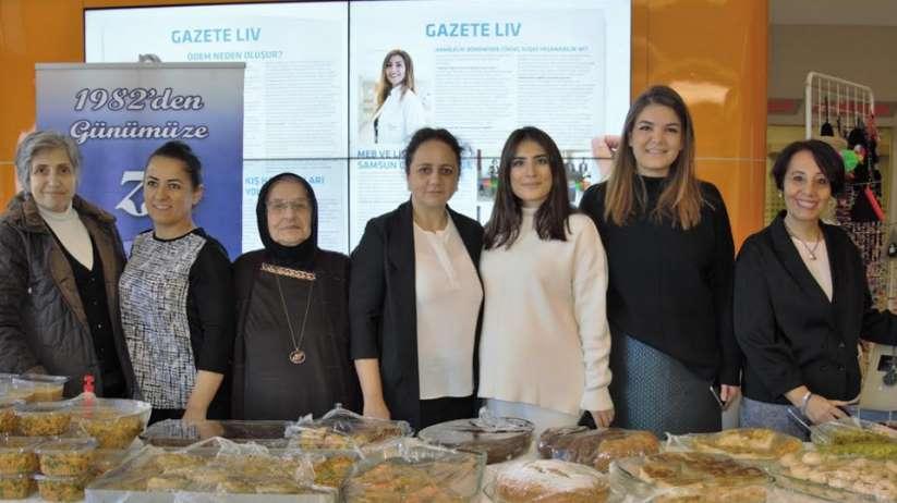 Liv Hospital Samsun'dan Engelliler Günü için anlamlı kermes