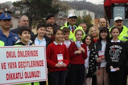 Türkiye'de artık geçiş üstünlüğü yayaların