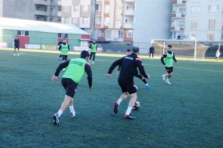 Cizrespor Muğlaspor maçı hazırlıkları