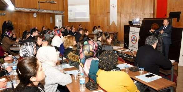 Samsunlu kadınlara 'Kooperatifçilik Eğitimi'