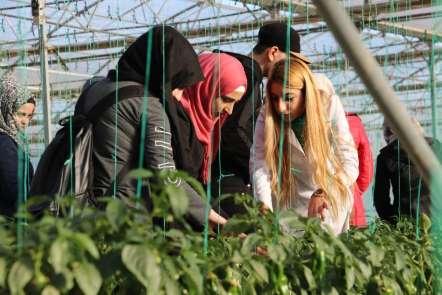 (Özel) Suriyeli öğrenciler Şanlıurfa'da ekonomiye katkıda bulunuyor