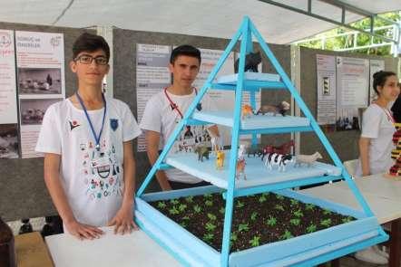 Sungurlu'da öğrenciler 19 proje ile TUBİTAK'a başvuruda bulundu