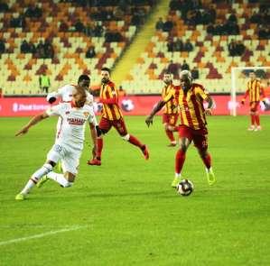 Ziraat Türkiye Kupası: E. Yeni Malatyaspor: 1 - Göztepe: 0 (İlk yarı)