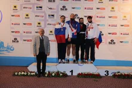 Dünya Para-Tekvando Şampiyonası Antalyada Başladı