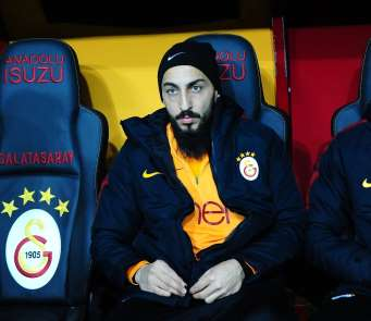 Ziraat Türkiye Kupası: Galatasaray: 1 - Hatayspor: 0 (Maç devam ediyor)