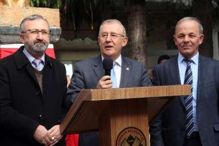 CHP'den aday tanıtım töreni