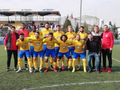 Yunusemre Saruhanlı'ya gol yağdırdı: 8 - 0