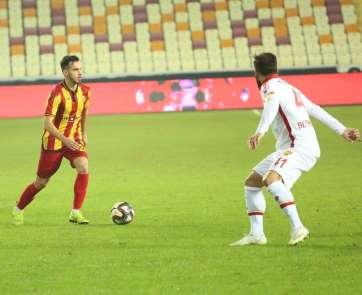 Ziraat Türkiye Kupası: E. Yeni Malatyaspor: 1 - Göztepe: 0 (Maç sonucu)