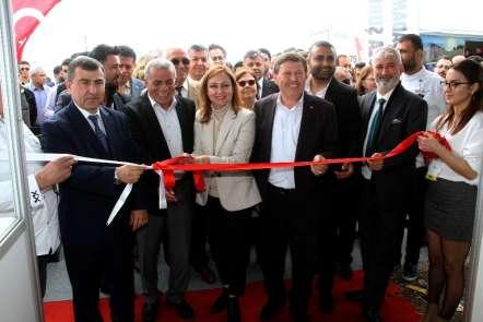 Fetex Turizm Fuarı 9. kez kapılarını açtı