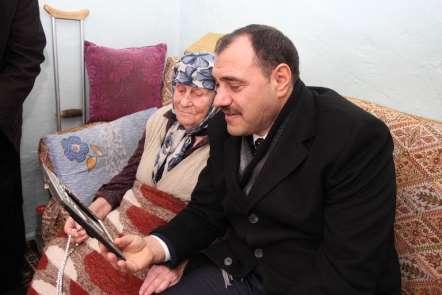 91 yaşındaki şehit annesi: 'Ya şehit olurum, ya gazi diyerek gitti'