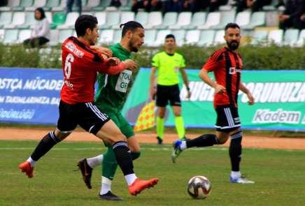 TFF 3. Lig: Muğlaspor:1 Turgutluspor: 1