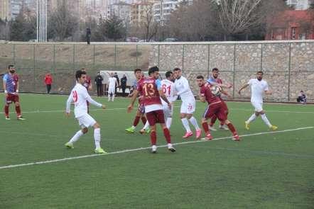 TFF 3. Lig: Elaziz Belediyespor: 0 - Ofspor: 2