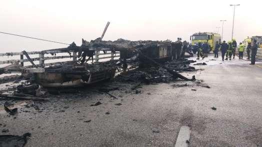 Suudi Arabistan'da trafik kazası: 2 ölü