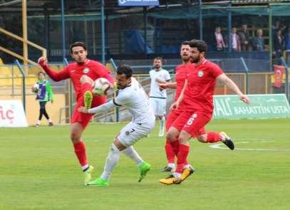 TFF 2. Lig: Menemen Belediyespor: 3 - Sivas Belediyespor: 0