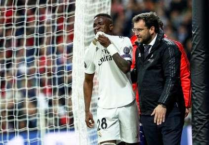 Real Madrid, Vinicius Junior'ın sağlık durumunu açıkladı