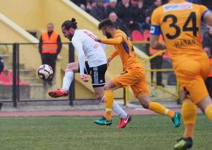 TFF 2. Lig: UTAŞ Uşakspor: 1 - Eyüpspor: 1