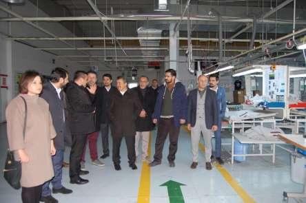 Başkan Tutal: 'OSB'ye kurulan yeni tesisler ekonomiye katkı sağlayacak'