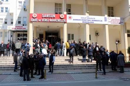Atakum'daki sandıkların sayılma kararı kaldırıldı
