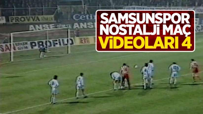 Samsunspor Nostalji Maç Videoları 4