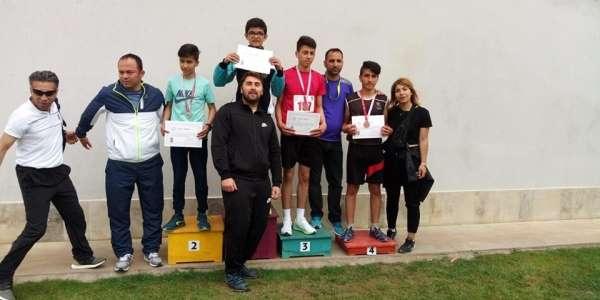 Simavlı atletin hedefi Türkiye şampiyonası