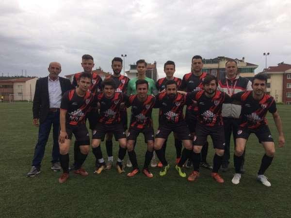 Bilecik 2. Amatör Lig'in ilk şampiyonu Vezirhanspor