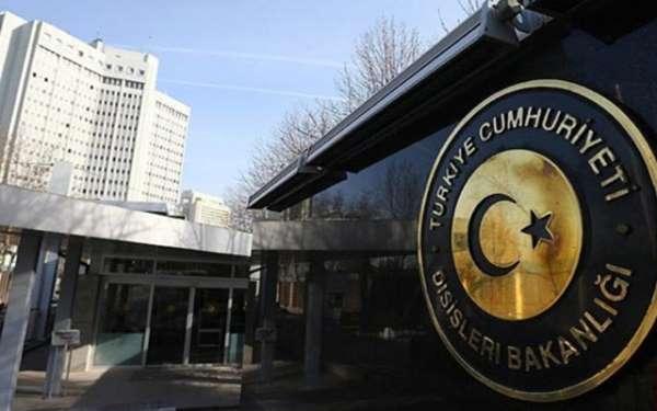 Türkiye'den Rusya'ya baş sağlığı mesajı