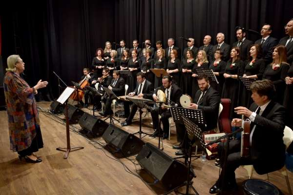 'Rumeli'den İstanbul'a Türkülerimiz' konseri