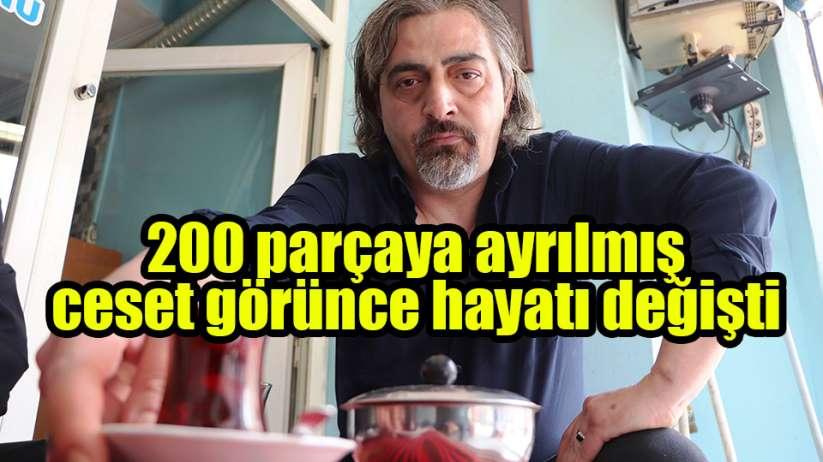 Samsun'da cinayet masasından çay ocağına