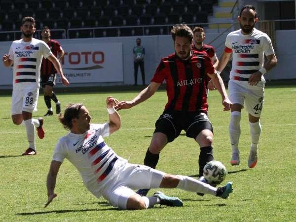 2. Lig: Çorum FK: 2 - Hekimoğlu FK: 3