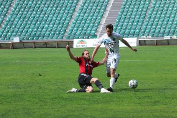 2. Lig: Kocaelispor: 1 - Anagold 24Erzincanspor: 2