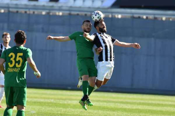 2. Lig: Manisa FK: 1 - Şanlıurfaspor: 1
