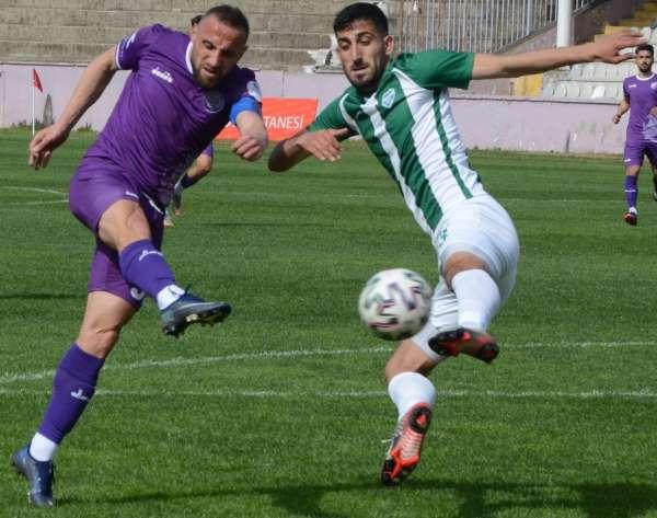 3. Lig: 52 Orduspor FK: 0 - Sultanbeyli Belediye Spor: 0