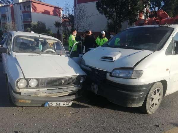 Aydında trafik kazası: 2 yaralı