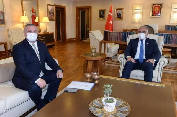Başkan Oruçoğlu, Ankaradan müjdeyi verdi: 500 kişiye iş istihdamı sağlanacak