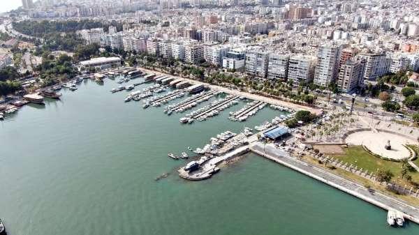 Gültak: Çamlıbel Marina Projesi Mersine lig atlatacak