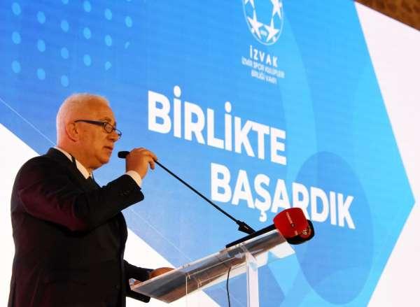 İZVAKTA Ali Erten yeniden başkan