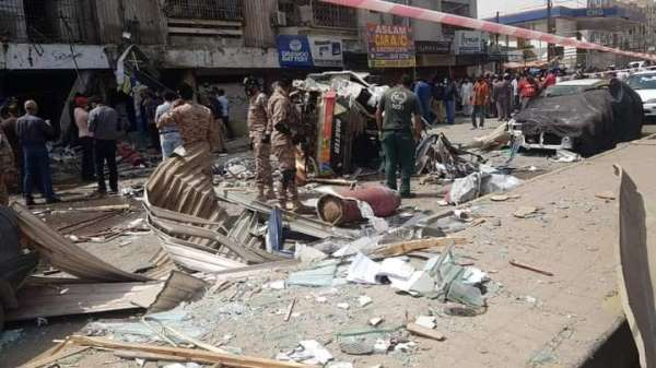 Pakistanda patlama: 3 ölü, 6 yaralı