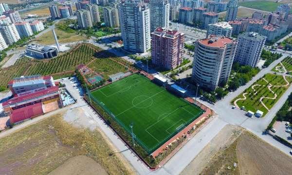 Şenol Güneş Spor Tesisi yeniden açıldı