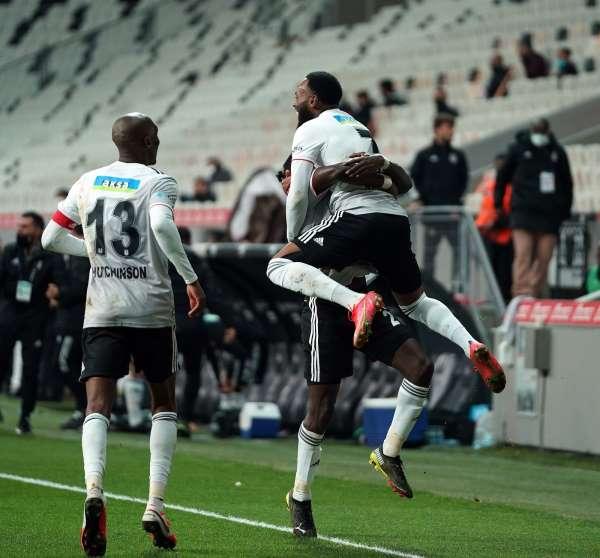 Süper Lig: Beşiktaş: 3 - Aytemiz Alanyaspor: 0