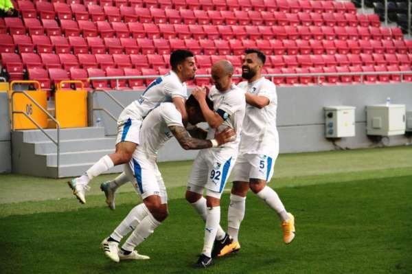Süper Lig: Gençlerbirliği: 1 - BB Erzurumspor: 1