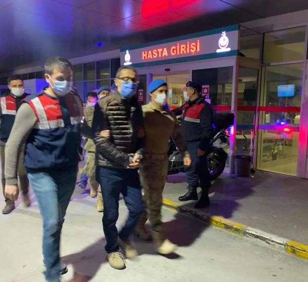 Terör örgütünün sözde asayiş yapılanmasındaki isim İzmirde yakalandı