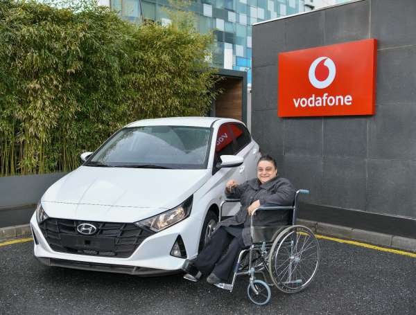 Vodafone online mağaza hediye çekilişi sonuçlandı